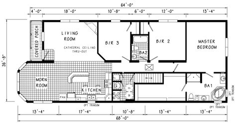 houses floor plan patriot manufactured homes floor plans