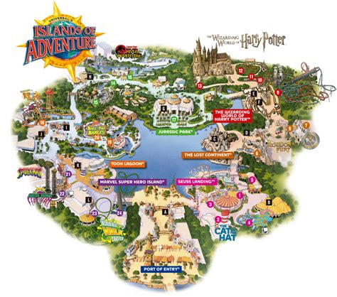 theme park names list why universal giving marvel back to disney is best for
