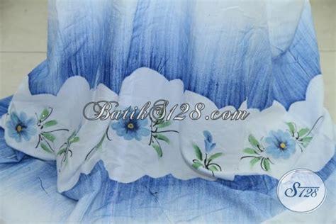 Mukena Pelangi Biru mukena terusan pelangi warna biru mukena lukis langsungan mtr001 biru toko batik