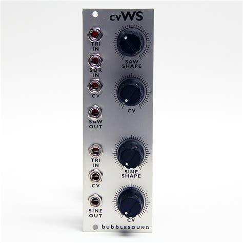 bubblesound instruments cvws midwest pro sound reverb