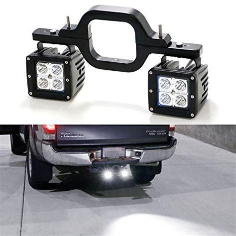 best led driving lights for trucks best price ijdmtoy 194 174 tow hitch mount 40w high power cree