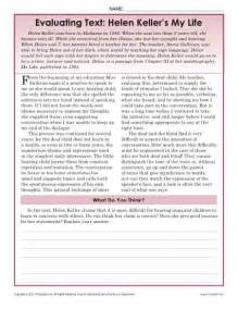 7th Grade Reading Comprehension Worksheets » Home Design 2017