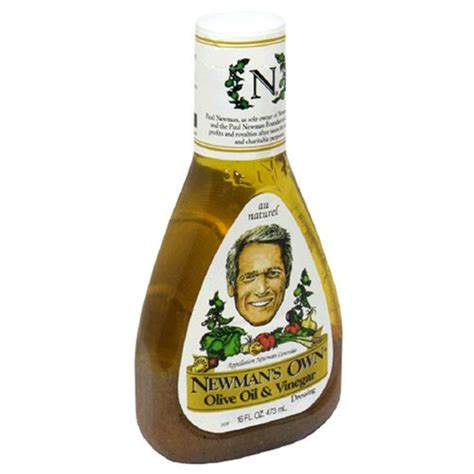is newman s own olive oil vinegar dressing gluten free