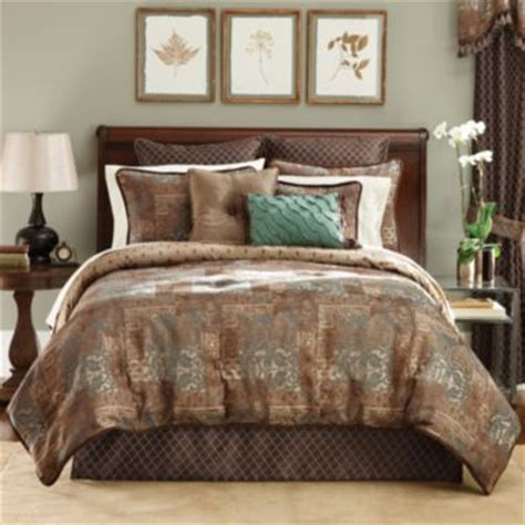 chelsea upholstered bed found at jcpenney master croscill classics 174 trieste 4 pc comforter set