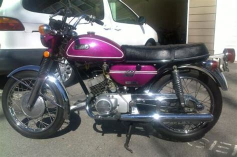 1971 motorcycle yamaha 200 cs3 b purple yamaha cs3 b 200cc 1971 from vincent nguyen