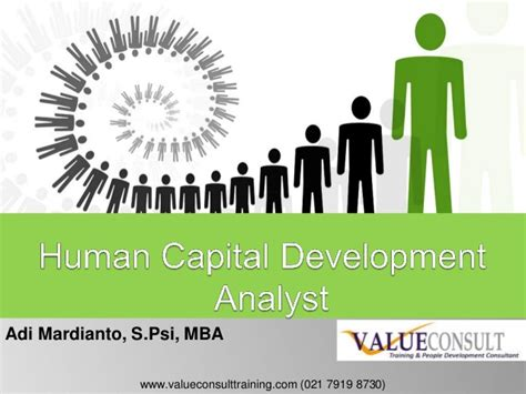 Mba Human Capital Competitin by Human Capital Development Analysis