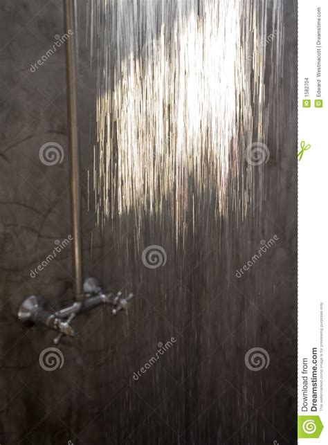 Falling Shower water falling in shower stock images image 1582704