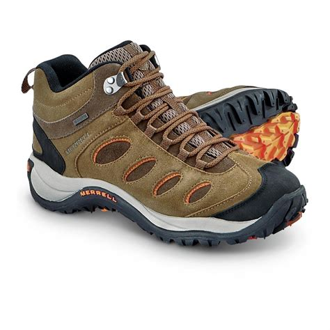 merrell reflex ii s waterproof mid hiking boots