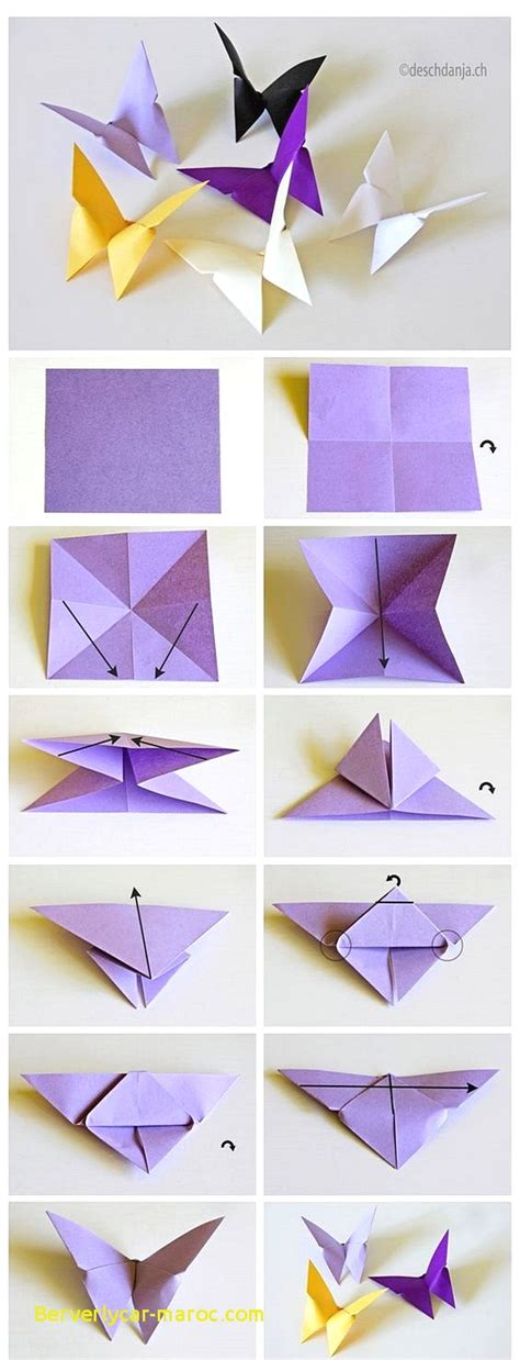 langkah membuat hiasan dinding langkah langkah membuat origami bentuk kupu kupu archives