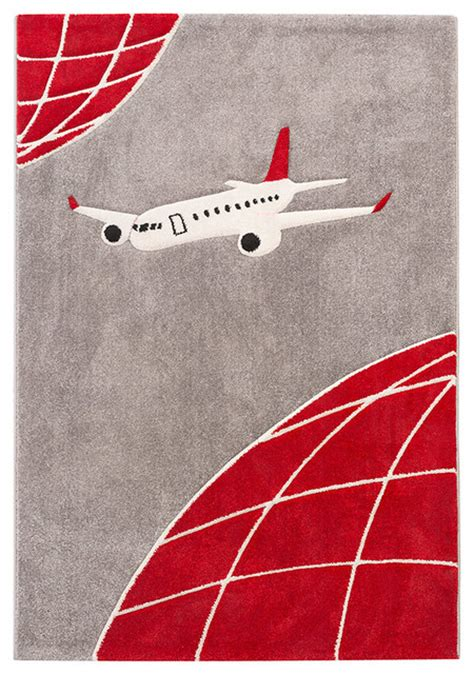 airplane rugs class airplane rug contemporary children s rugs by turbo beds