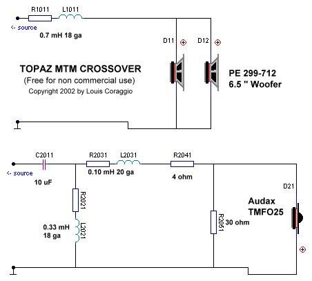 Speaker 8 Inch Curve 858 Original topaz monitor