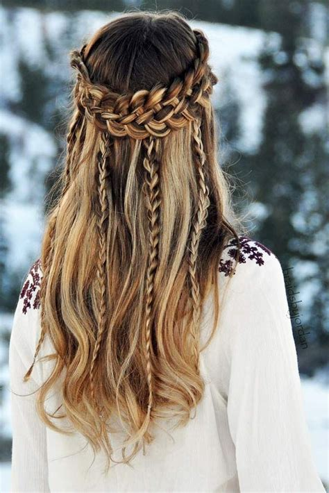 hairstyles for the party season 33 cool winter hairstyles for the holiday season winter