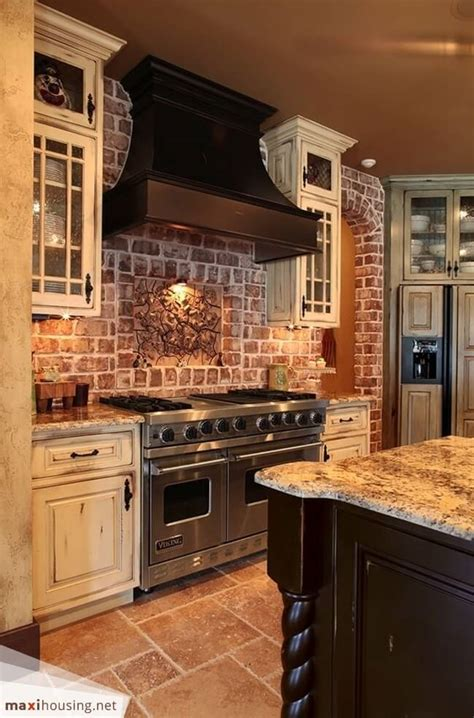 Rustic Kitchen Furniture 27 Best Rustic Kitchen Cabinet Ideas And Designs For 2017 Pertaining To Rustic Kitchen Cabinets