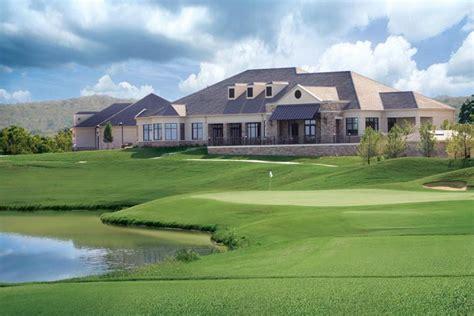 Country Club House winstar world casino and resort golf club