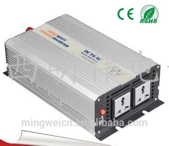 Izzy Power Inverter 10a 1000w 12v Solar Charger Ht T M1000sc 12 ce rohs approved 1000w 12v 220v inverter power inverter