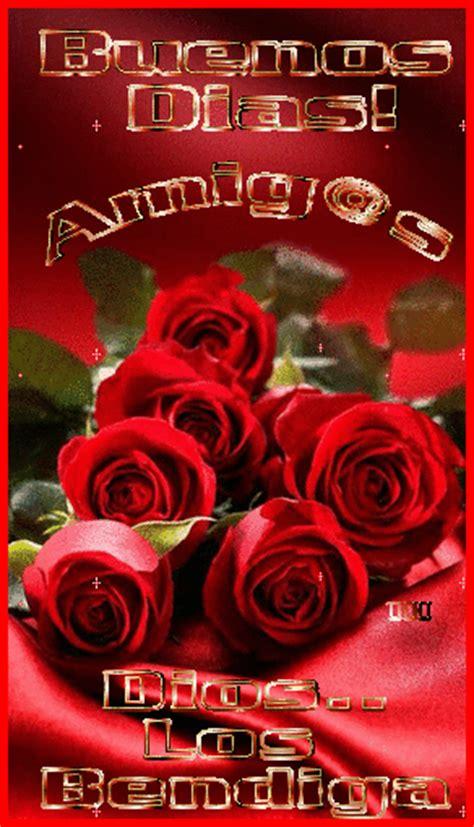 imagenes de rosas que digan buenos dias 10 im 225 genes con movimiento buenos d 237 as