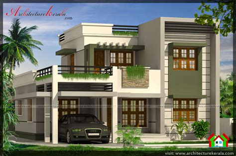 four house below 2000 square feet house plan and elevation architecture kerala