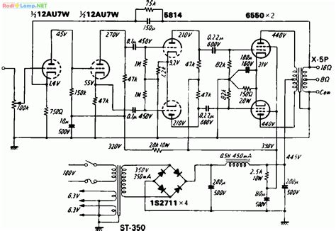 lifier circuit diagram lifier wiring diagrams and schematics