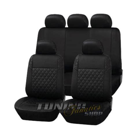 Sitzbez Ge Auto Bmw X1 autositzbez 252 ge kunstleder premium universal autositzbez