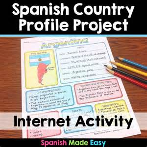 Famous Person Report Template best 25 spanish projects ideas on pinterest spanish