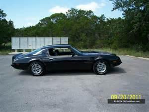 1975 Pontiac Firebird Trans Am 1975 Pontiac Trans Am