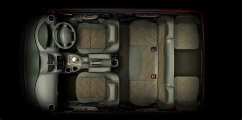 Mahindra Quanto Interior by Mahindra Quanto Diesel Model Review In Detail