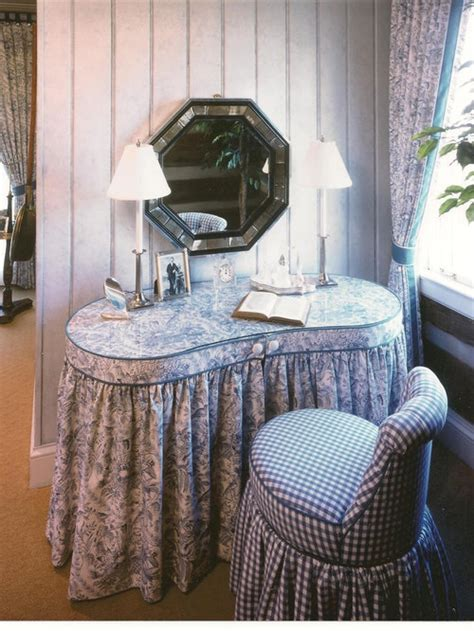 skirted dressing table ideas pictures remodel  decor