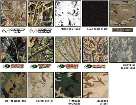 military pattern name camo form protective fabric wrap camoflague professional