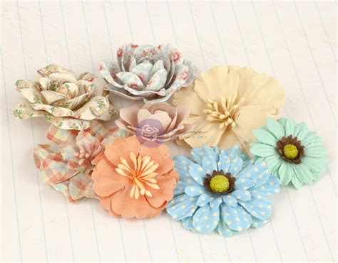 How To Make Mulberry Paper Flowers - prima delight collection mulberry paper flowers 4