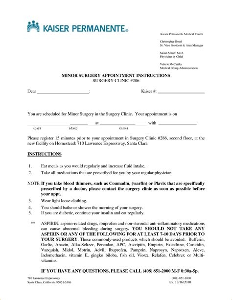 resume templates kaiser permanente format 10 kaiser doctors noteagenda template sle agenda template sle