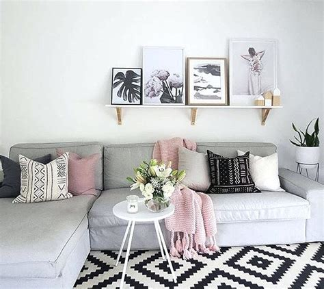 pink white and gray living room conceptstructuresllc