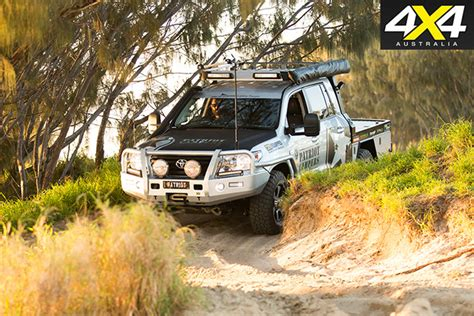 Supa Wing Awning Review by Custom 4x4 Patriot Cers Lc200 4x4 Australia