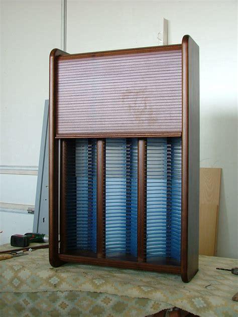 mobile porta dvd legno foto