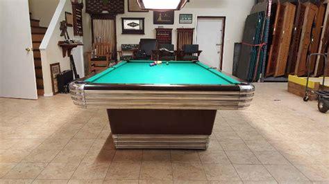 pro billiards pool table service sales