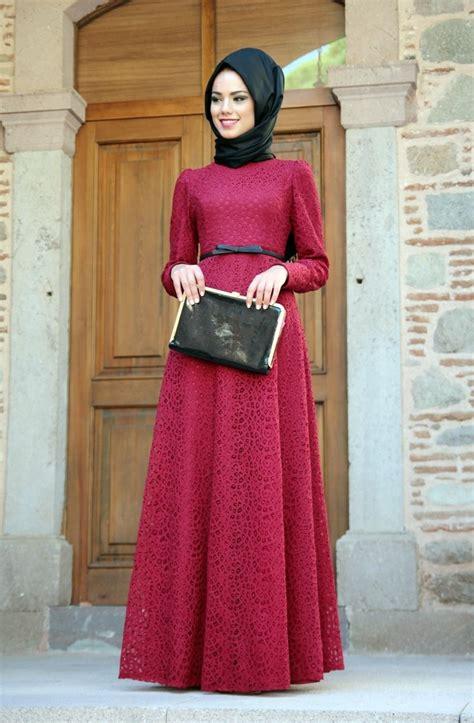 model baju batik wanita blus dress gamis terbaru muslim wear that is elegant hijabiworld