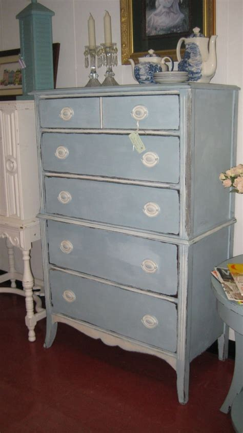 chalk paint ideas for chest of drawers baby blue chest of drawers painted with chalk paint