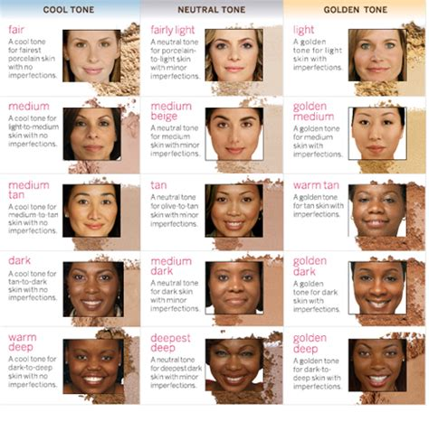 shades of skin color color corrector pro