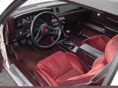 86 Monte Carlo Interior by 1987 Monte Carlo Ss 383 T56 Images Frompo