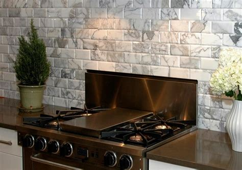 kitchen backsplash trends 2017 marble backsplash