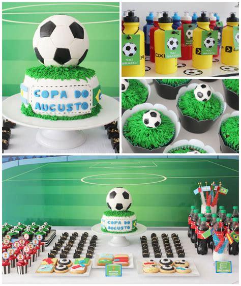 soccer themed birthday decorations kara s ideas world cup themed birthday