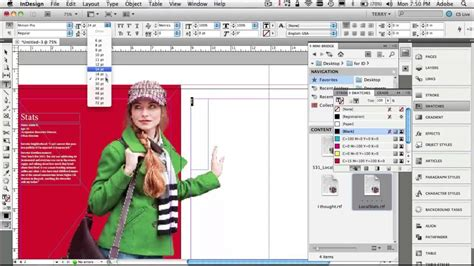 indesign tutorials hindi adobe indesign step by step tutorial for beginners