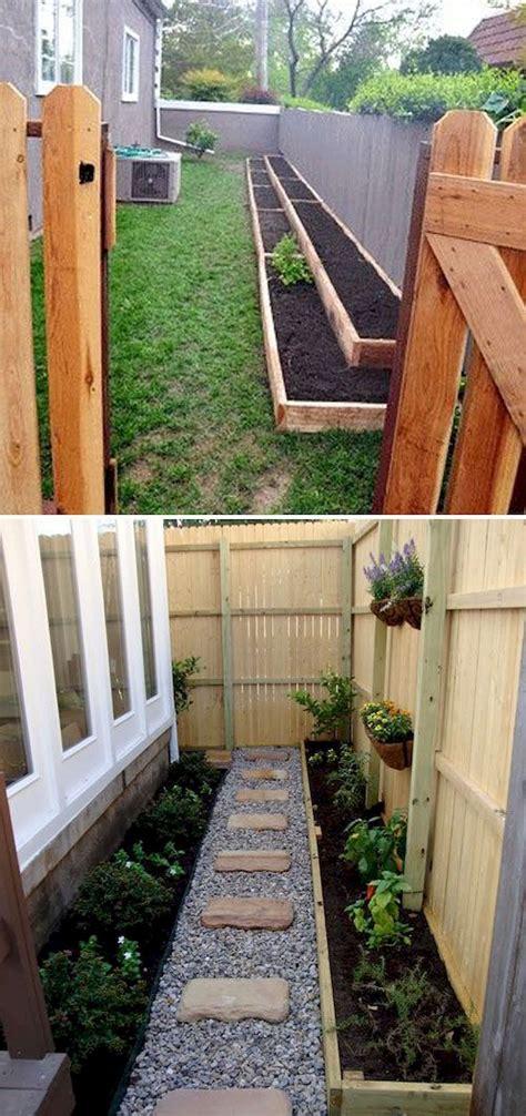 awesome  gorgeous side yard garden design ideas