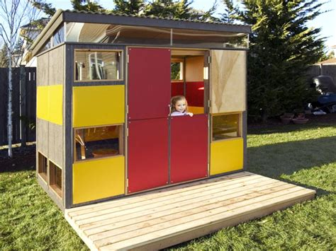Backyard Studio Plans places to play diy