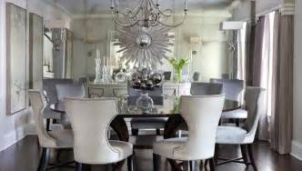 Mirror Dining Room by Floor To Ceiling Mirror Contemporary Dining Room