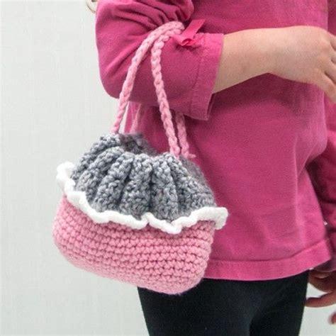 crochet pattern for purse with doll crochet cradle purse pattern cradle purse doll kit