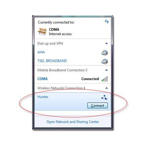 cara membuat jaringan lan di window 7 cara membuat jaringan mode adhoc di windows 7