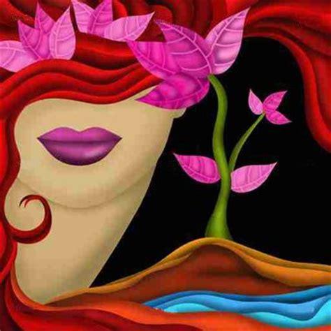 imagenes abstractas femeninas m 225 s de 1000 ideas sobre imagenes de pinturas abstractas en