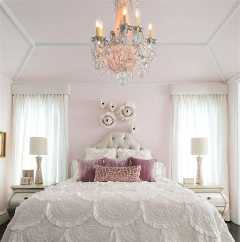 Princess Bedroom Decor by Fit For A Princess Decorating A Girly Princess Bedroom