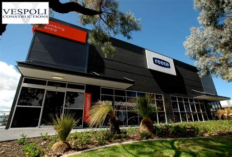 Reece Plumbing Centres by Supercheap Auto Perth Commercial Builders Perth Drafting