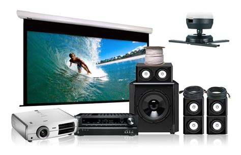 choosing the home theater system toronto